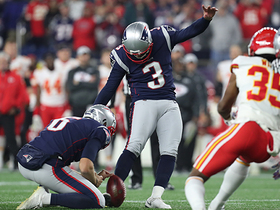 Gostkowski nails 28-yard game winning FG