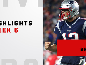Tom Brady highlights | Week 6