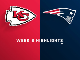 Chiefs vs. Patriots highlights | Week 6