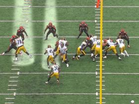 Jeremiah shows how Steelers ran same play to perfection three times vs. Bengals