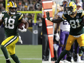 Pelissero: Cobb, Allison out vs. 49ers