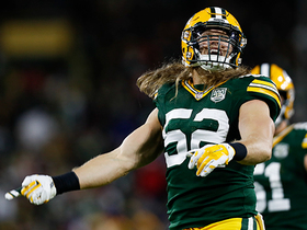 Clay Matthews takes down Beathard for crucial third-down stop