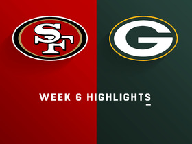 49ers vs. Packers highlights | Week 6