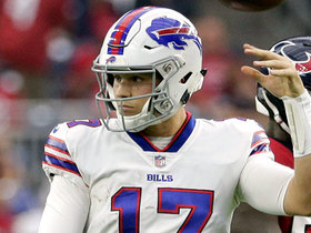 Pelissero: 'No real certainty' on when Josh Allen will return