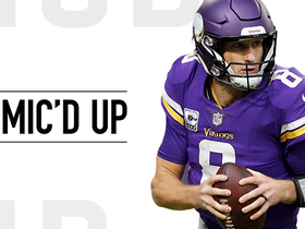 Mic'd Up: Cousins compliments Cards after win | Week 6