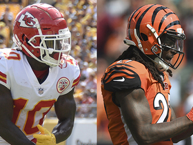 How can Bengals secondary contain Tyreek Hill?