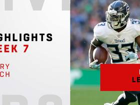 Ever Dion Lewis touch vs. Chargers | Week 7