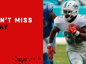 Can't-Miss Play: Drake outraces defense for monster TD run