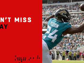 Can't-Miss Play: Kessler's first Jags TD is one-handed catch by Yeldon