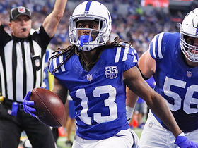 T.Y. Hilton catches TD with Bills defender all over him