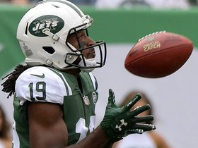 Andre Roberts turns on the jets for 54-yard kick return