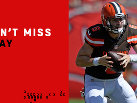 Can't-Miss Play: Baker uses his feet for 35-yard gain