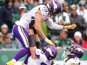 Thielen exceeds 100-yard mark for 7th straight game