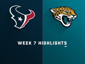 Texans vs. Jaguars highlights | Week 7