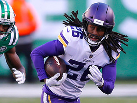 Trae Waynes snags interception on tipped pass