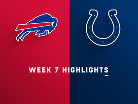 Bills vs. Colts highlights | Week 7