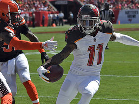 DeSean Jackson puts Bucs in FG range with catch down sideline