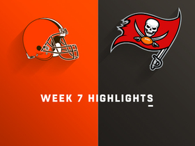 Browns vs. Buccaneers highlights | Week 7
