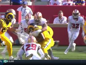 DeForest Buckner wraps up Gurley for third-down stop