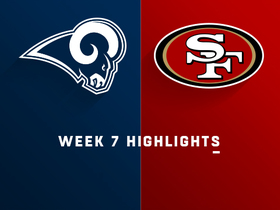 Rams vs. 49ers highlights | Week 7