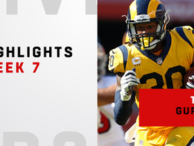 Todd Gurley's best plays from three-TD day | Week 7