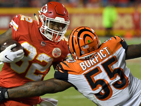 Spencer Ware nearly goes the distance on 35-yard run