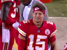 Mahomes' top throws from four-TD game   Week 7