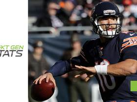 Next Gen Stats: Trubisky covers major distance on TD run