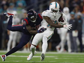 DeVante Parker makes first catch since Week 3