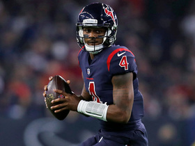 Deshaun Watson takes off for 14-yard rumble