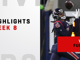 Will Fuller highlights | Week 8