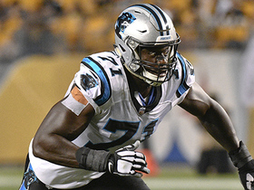 Schrager: I can't imagine a bigger name from London than Efe Obada