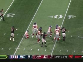 Sack of Eli Manning by Jack Crawford