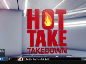 Week 8 Hot Takes | NFL Fantasy Live
