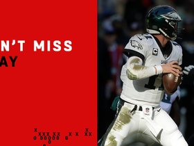 Can't-Miss Play: Wentz pulls a Mariota for first down