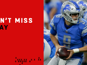 Can't-Miss Play: Stafford evades pressure to LAUNCH epic TD pass