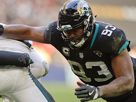 Every big play by Calais Campbell   Week 8