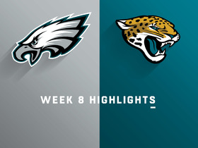 Eagles vs. Jaguars highlights | Week 8