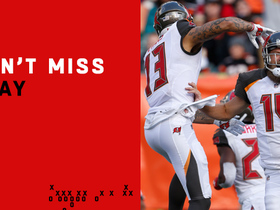 Can't-Miss Play: Fitzmagic is back on 72-yard TD pass