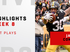 James Conner's best plays from 200-yard day | Week 8