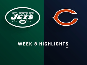 Jets vs. Bears highlights | Week 8