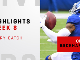 Every catch from OBJ's 136-yard day | Week 8