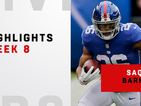 Barkley's top plays from 111-yard day | Week 8