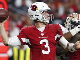 Rosen throws go-ahead TD to Kirk late in fourth