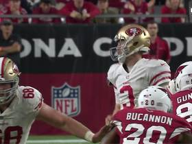 High snap ends Niners' chance for comeback