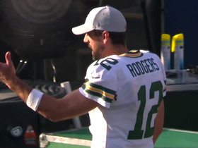 Rodgers up in arms after Packers fumble late kick return