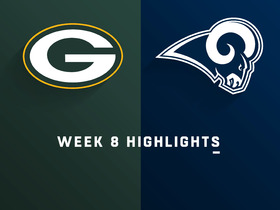 Packers vs. Rams highlights | Week 8