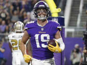 Thielen passes 100 receiving yards for eighth straight game
