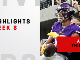Thielen's top catches from 103-yard game | Week 8