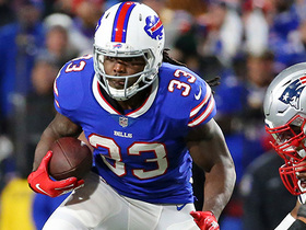 Bills run four trick plays on opening drive